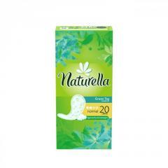 Прокладки Naturella каждый день. 20шт Зеленый чай