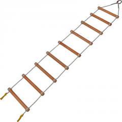 Лестница веревочная профессиональная