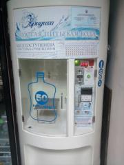 Аппарат очистки питьевой воды