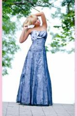 G0553 Выпускное платье вечернее на корсете