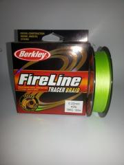 Шнур плетёный для спиннинга Fire Line 100м