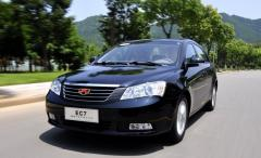 Geely Emgrand 7 (EC7) 1.5 MT