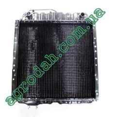 Радиатор водяной применяется на тракторах Т-150,