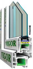 Профильная система Vigor  B58