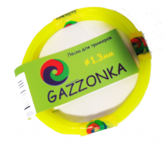 GAZZONKA 1.3mm monothread (a scaffold for a