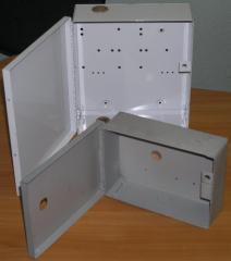 Cases for radio electronics