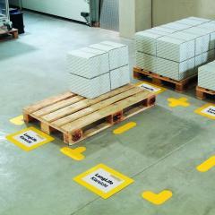 ORGATEX floor marking