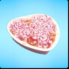 Торт-мороженое Фламинго