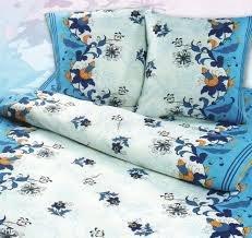 Комплект постельный с цветной бязи, пошив