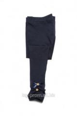 Children's leggings for girls (blue)