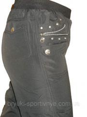 Спортивные штаны для девочек Код: skf69