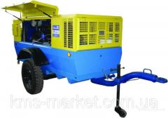 Compressor diesel GDP 10/7