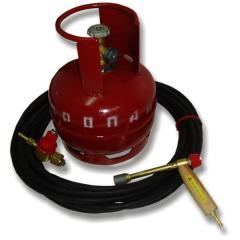 Комплект № 6 для пайки кабелей и медных труб