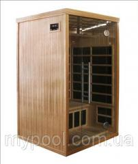 Infrared saunas of Solaray IDS-2C2