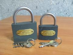 Lock navesnoy.50mm, 60 mm