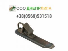 Hump brake shoe 8739.00