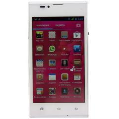 Смартфон Sony V3+ MTK6572 белый (XiaoXing)