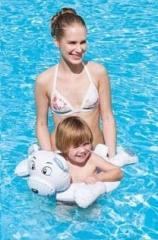 Круги плавательные резиновые надувные