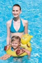 Круг детский Бобер (3-6 лет) 64 х 56см