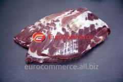 Los bordes de carne con grudinki