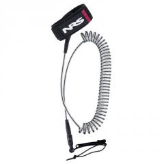 NRS Coil SUP Leash - safety cord for occupations