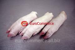 Pork hind feet