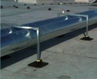 BIS Yeti модульная поддерживающая система для трубопроводов