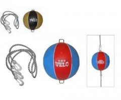 Груша боксерская круглая Velo ULI-8008