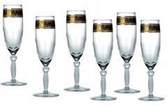 Set gift - glasses. Versailles series