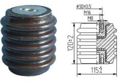 Изоляторы типа ИОР 10-7.5 III УХЛ, Т2