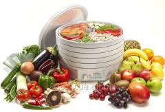 Сушилки марки Ezidri для сушки фруктов, ягод,