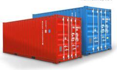 Контейнеры 20', 40', 45' футовые, контейнеры High