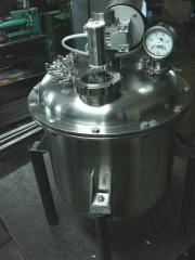 L reactor mixer 80. for a prigotovlenyaa of