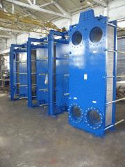 Lamellar heat exchangers of a pr-v East-investmen