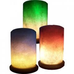 Соляной светильник Свеча 6 кг