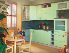 Кухонная мебель, столешницы на заказ, Запорожье