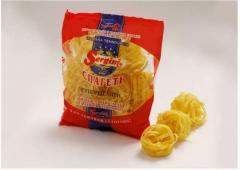 Pasta - the TM SERGINI spaghetti
