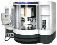 The machine grinding and tool-grinding with ChPU