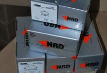 NRD brake shoes