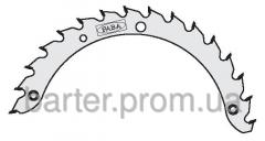 Crusher for Faba PI-540 spill