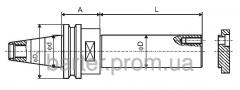 Держатели инструментов для станков с ЧПУ Faba ISO