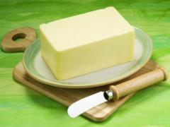 Natural sweet cream butter of 82,5%