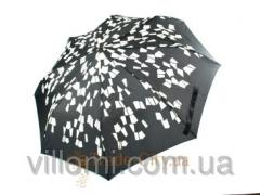 Umbrella female Rainy Days U72255-black-white