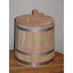 Кадка дубовая для солений от 10 до 200 литров