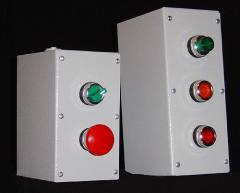 Посты кнопочные ПК со степенью защиты IP-42