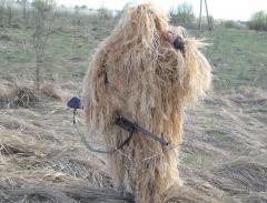 Маскировочный костюм «Леший», Одежда для охотников