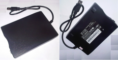 The disk drive for diskettes external FDD 3.5