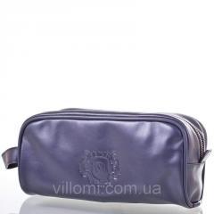 Мужской кожаный несессер Valenta VBK241212