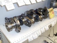 Коленвал для капитального ремонта двигателя