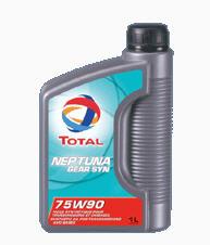 Минеральное масло Total NEPTUNA GEAR 40